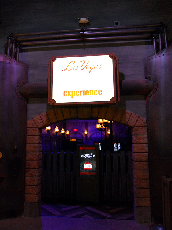 Las Vegas Mob Experience