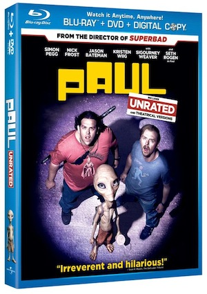 Paul on Blu Ray